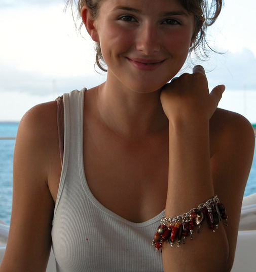 iona bracelet caraibes