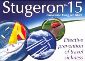 Stugeron 15