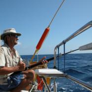 Après la chasse aux cocos, la pêche